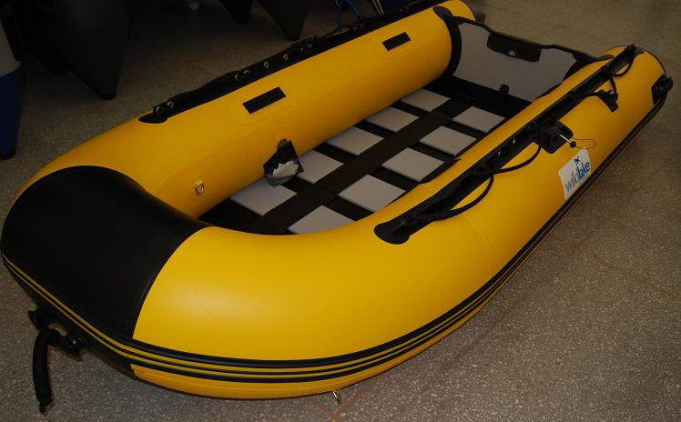 Nafukovací člun WILDLAKE CD320S
