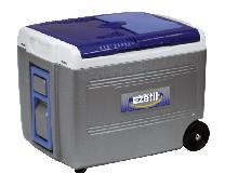 Autolednice E40 12/230V 40 litrů s kolečky termoelektrické