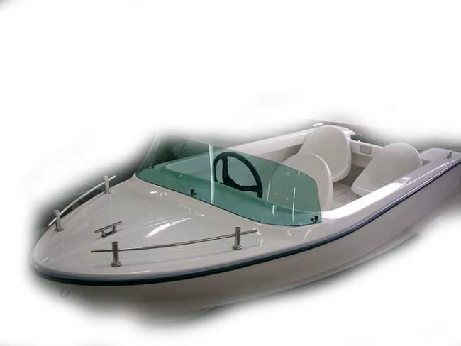 Motorová loď G330 15Hp 3,3m