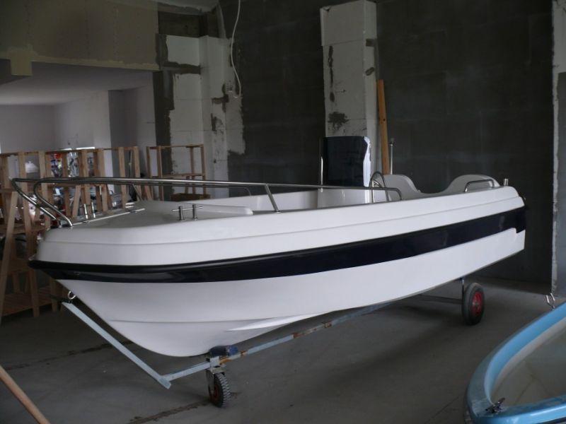 Motorová loď G470 50-90Hp 4,7m