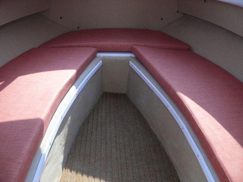 Motorová loď G470 kabin 50-90Hp 4,7m
