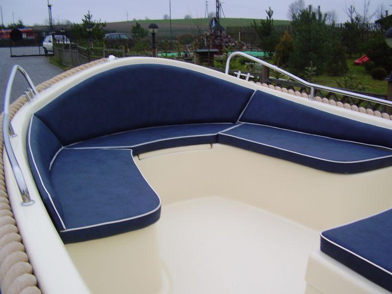 Motorová loď G550 15Hp 5,5m
