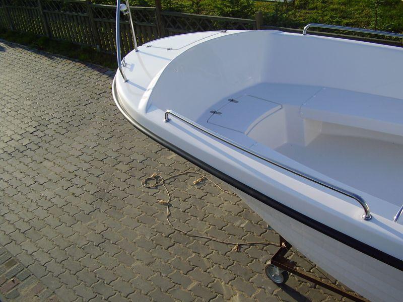 Motorová loď G620 60-90Hp 6,2m