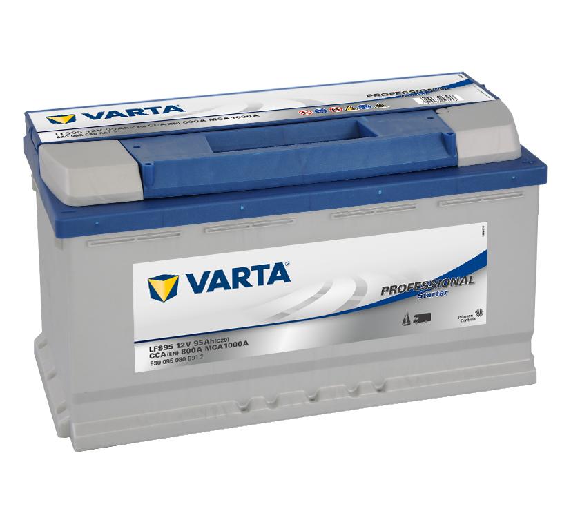 VARTA Professional Starter 95Ah , LFS95