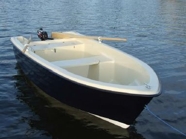 Motorová loď M400 15Hp 4,0m