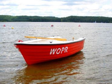Motorová loď G405 6Hp 4,05m