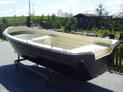 Motorová loď G465 40Hp 4,65m