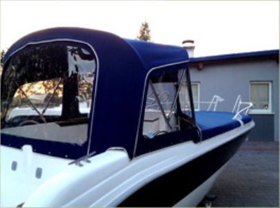 Motorová loď M570 5,7m