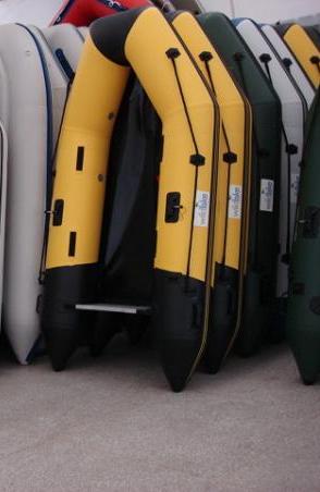 Nafukovací člun WILDLAKE CM290A, hliníková podlaha 10hp